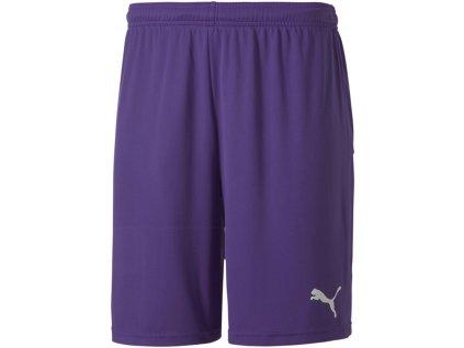 Dětské trenky Puma teamGOAL 23 (Velikost 116, BARVA Fialová, Délka nohavice šortky)