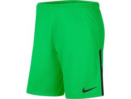 Brankářské trenky Nike League II (Velikost L, BARVA Zelená, Délka nohavice šortky)