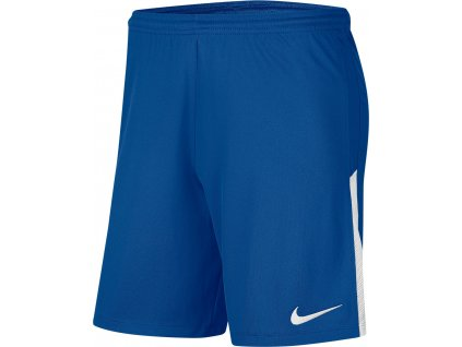 Brankářské trenky Nike League II (Velikost L, BARVA Modrá, Délka nohavice šortky)