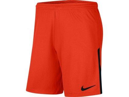 Brankářské trenky Nike League II (Velikost L, BARVA Oranžová, Délka nohavice šortky)