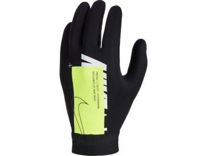 Dětské hráčské rukavice Nike Hyperwarm (Velikost L)