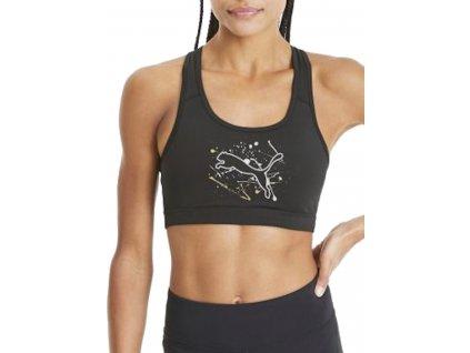 Športová podprsenka Puma 4Keeps Sports (Velikost L)