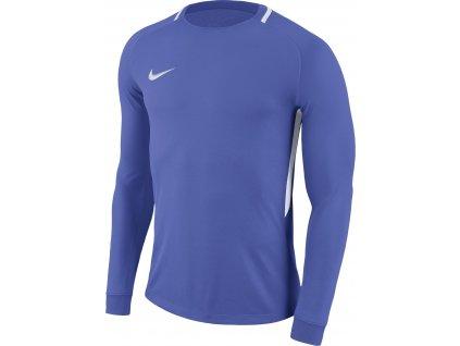 Brankářský dres Nike Park Goalie III (Velikost L, BARVA Fialová, Délka rukávu dlouhý rukáv)