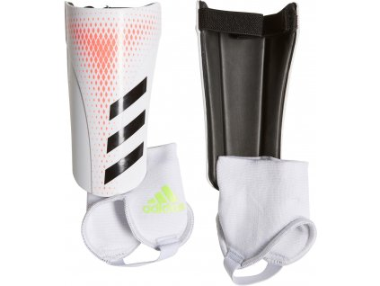 Dětské chrániče adidas Predator Match (Velikost L, BARVA Bílá)