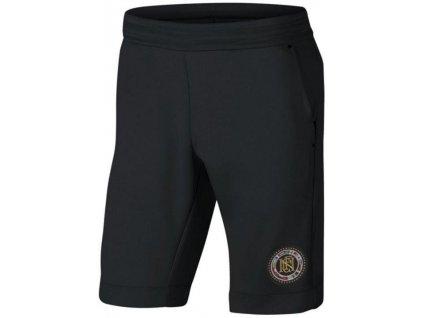 Šortky Nike FC (Velikost XL, BARVA Černá, Délka nohavice šortky)