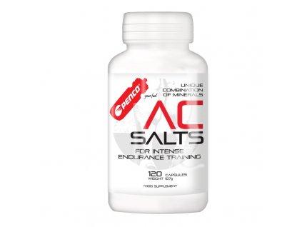 PENCO Minerály proti křečím AC SALTS 120 tobolek (Počet tablet/porcí 120)