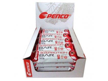 BOX Proteínová tyčinka Penco 50g Brusinka 20ks (Počet tablet/porcí 20)