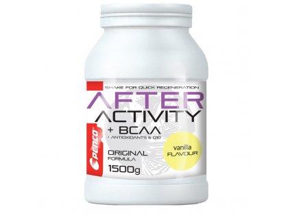 PENCO Regenerační nápoj AFTER ACTIVITY 600g Vanilka (Počet tablet/porcí 12)