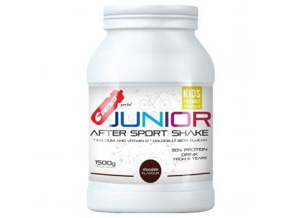 PENCO Regenerační nápoj pro juniory AFTER SPORT SHAKE 1500g Čokoláda (Počet tablet/porcí 60)