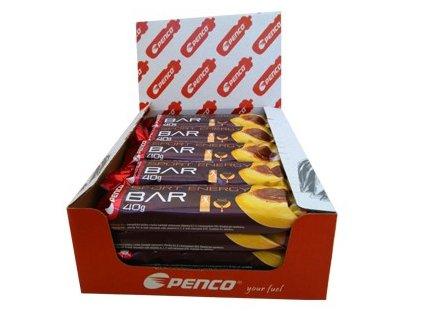 BOX Penco Sport Energy BAR BOX Meruňková 20ks (Počet tablet/porcí 20)