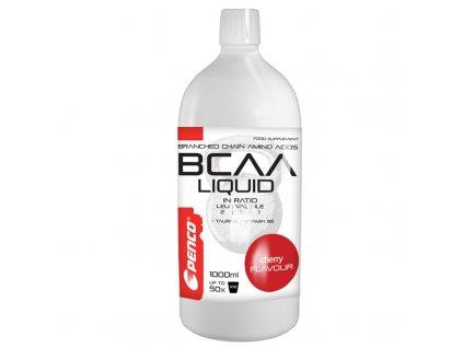 PENCO Tekuté aminokyseliny BCAA LIQUID 1000ml Čerešňa (Počet tablet/porcí 25)
