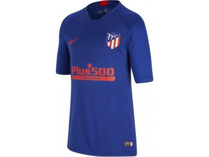 Dětské triko Nike Atlético Madrid Strike (Velikost L)