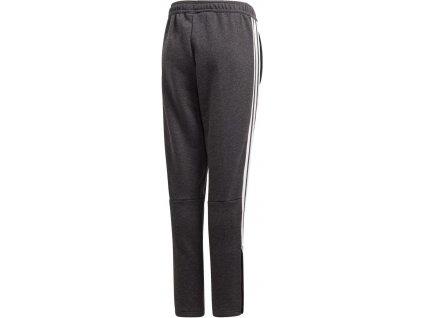 Dětské tepláky adidas Tiro 19 Cotton (Velikost 116, BARVA Černá, Délka nohavice dlouhé)