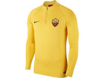 Tréninkový top Nike AS ROMA Strike (Velikost L)