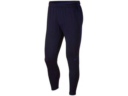 Kalhoty Nike Dri-FIT Squad (Velikost L, BARVA Modrá, Délka nohavice dlouhé)
