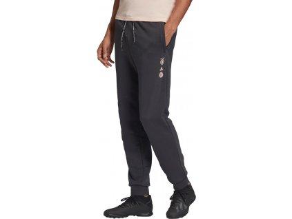 Tepláky adidas Germany Seasonal Special (Velikost L, BARVA šedá, Délka nohavice dlouhé)