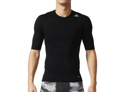 Funkční Triko Adidas Techfit Base (Velikost S)