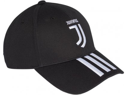 Kšiltovka adidas Juventus FC C40 (Velikost OSFL, BARVA Černá)