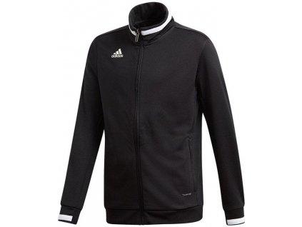 Dětská bunda adidas Team 19 (Velikost 116, BARVA Černá)