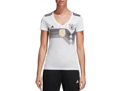 Dámský dres adidas Germany 2018/19 domácí (Velikost L)
