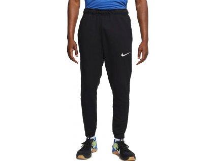 Tepláky Nike Dri-FITFleece (Velikost L, BARVA Černá, Délka nohavice dlouhé)
