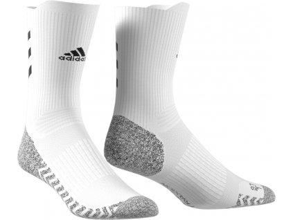 Ponožky adidas Alphaskin Traxion Crew (Velikost L, BARVA Bílá)