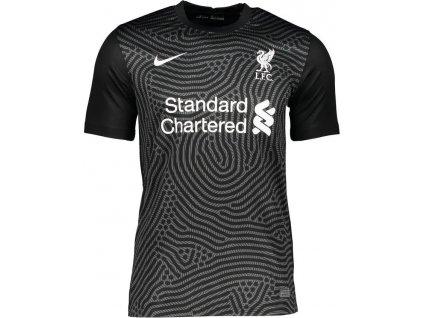 Detský brankársky dres Nike Liverpool FC Stadium 2020/21 (Velikost L)