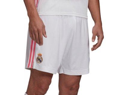 Trenky adidas Real Madrid CF 2020/21 domácí (Velikost L)