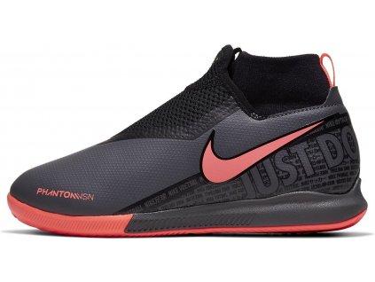 Dětské kopačky Nike Phantom Vision Academy DF IC (Velikost 32 EU)