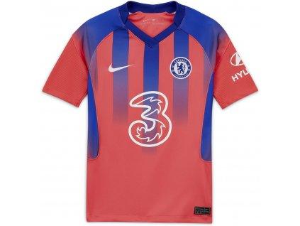 Detský dres Nike Chelsea FC Stadium 2020/21 vonkajší (Velikost L)