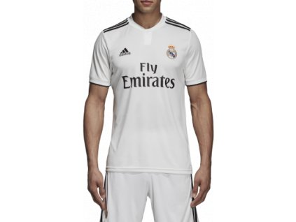 Dres adidas Real Madrid CF 2018/19 domácí (Velikost L)