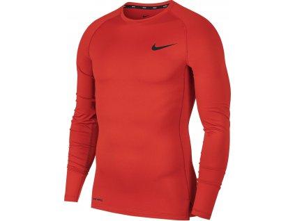 Funkčné termo tričko Nike Pro Compression dl.r. (Velikost 4XL EU)