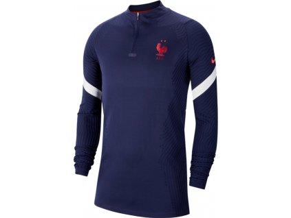 Tréningový top Nike VaporKnit France Strike (Velikost L)
