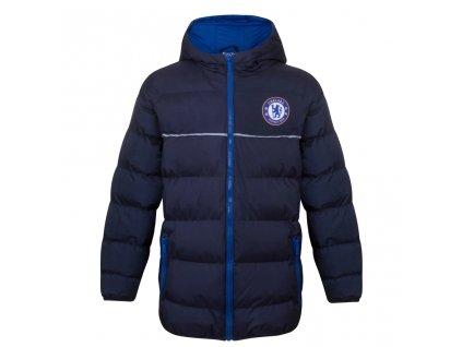 Prešívaná bunda Chelsea FC detská (Velikost 10-11 let)