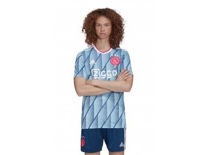 Dres adidas Ajax Amsterdam 2020/21 venkovní (Velikost L)