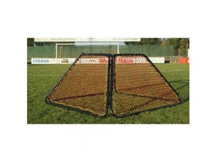 4 Sided Rebounder futbalový nahrávacie trenažér (varianta 39971)