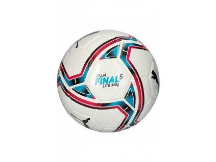 Lopta Puma TeamFinal 21 Lite Ball 350g (Velikost 5)
