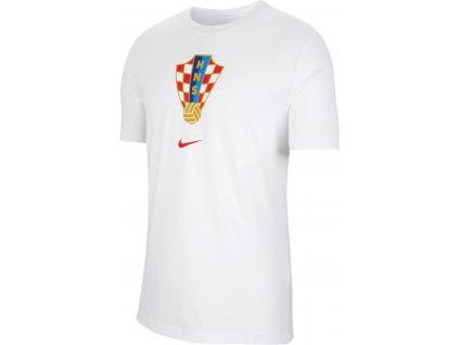 Tričko Nike Chorvátsko Evergreen (Velikost L)