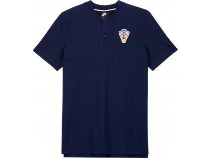 Triko Nike Chorvatsko Polo (Velikost L)