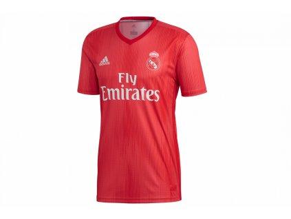 Dres adidas Real Madrid CF 2018/19 venkovní (Velikost L)