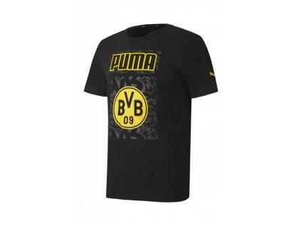 Triko Puma Borussia Dortmund ftblCore Graphic (Velikost L)