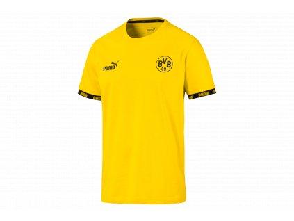 Kultúra dresu Puma Borussia Dortmund Ftbl (Velikost L)