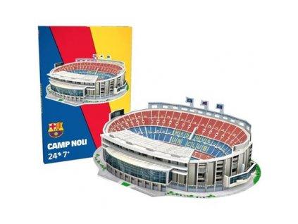1145144 3d puzzle fc barcelona camp nou