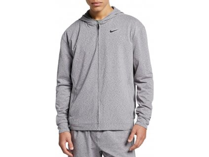 Mikina s kapucí Nike Dri-FIT Hoodie (Velikost L)