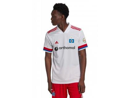 Dres adidas Hamburger SV 2020/21 domácí (Velikost XXXL)