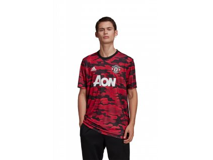 Dres adidas Manchester United FC Pre-Match (Velikost XXXL)