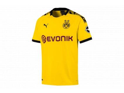 Dres Puma Borussia Dortmund Replica 2019/20 domácí (Velikost L)
