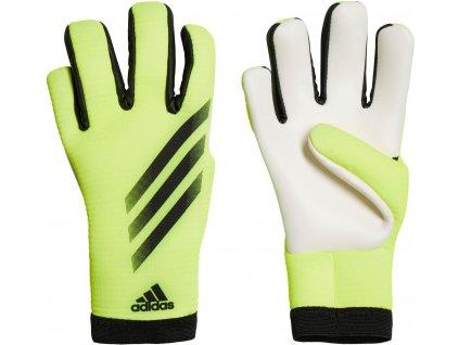 Dětské brankářské rukavice adidas X Training (Velikost 3)