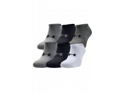 Ponožky Under Armour (6 párů) (Velikost LG EU)