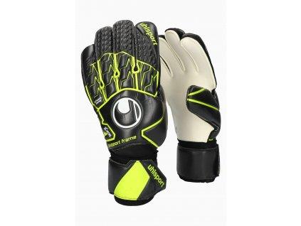 Brankářské rukavice Uhlsport Supersoft SF (Velikost 10)